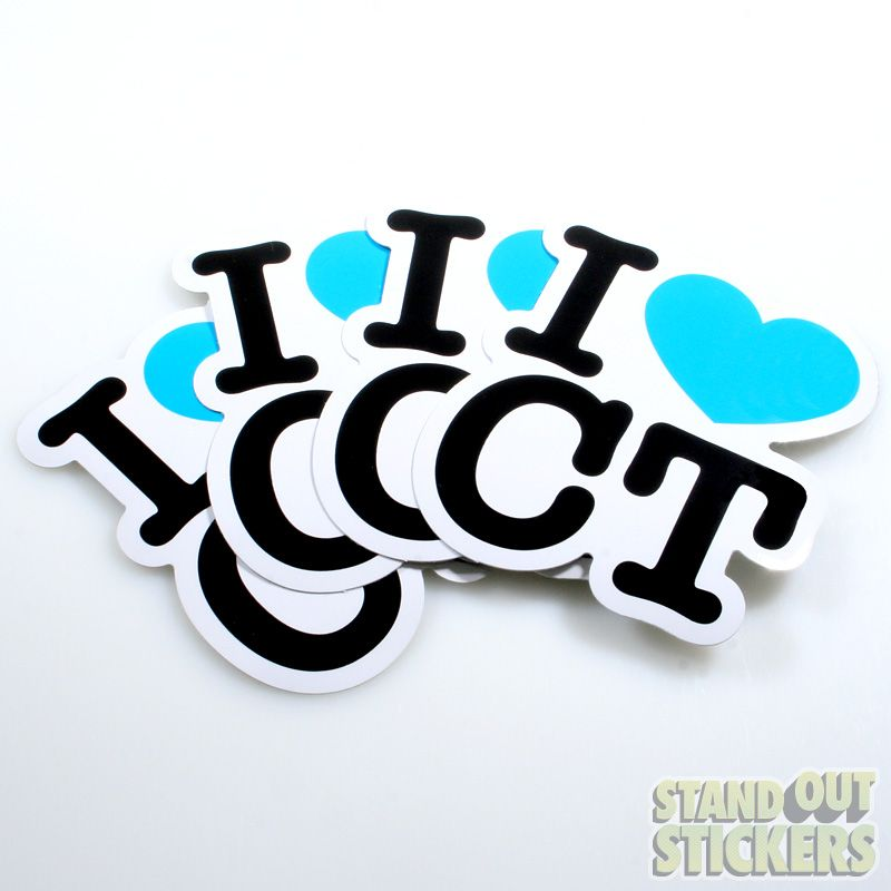 Die Cut Vinyl Stickers StandOut Stickers Die Cut Stickers - Custom die cut vinyl stickers cheap