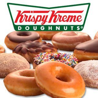 Free Original Glazed Doughnut At Krispy Kreme Mobile