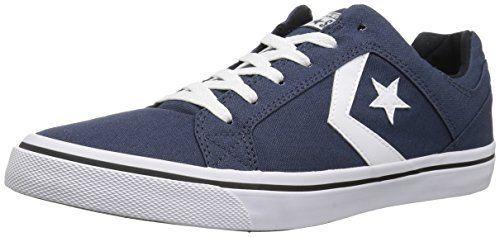 1c6c9edf6294 Converse Men s EL Distrito Canvas Low Top Sneaker