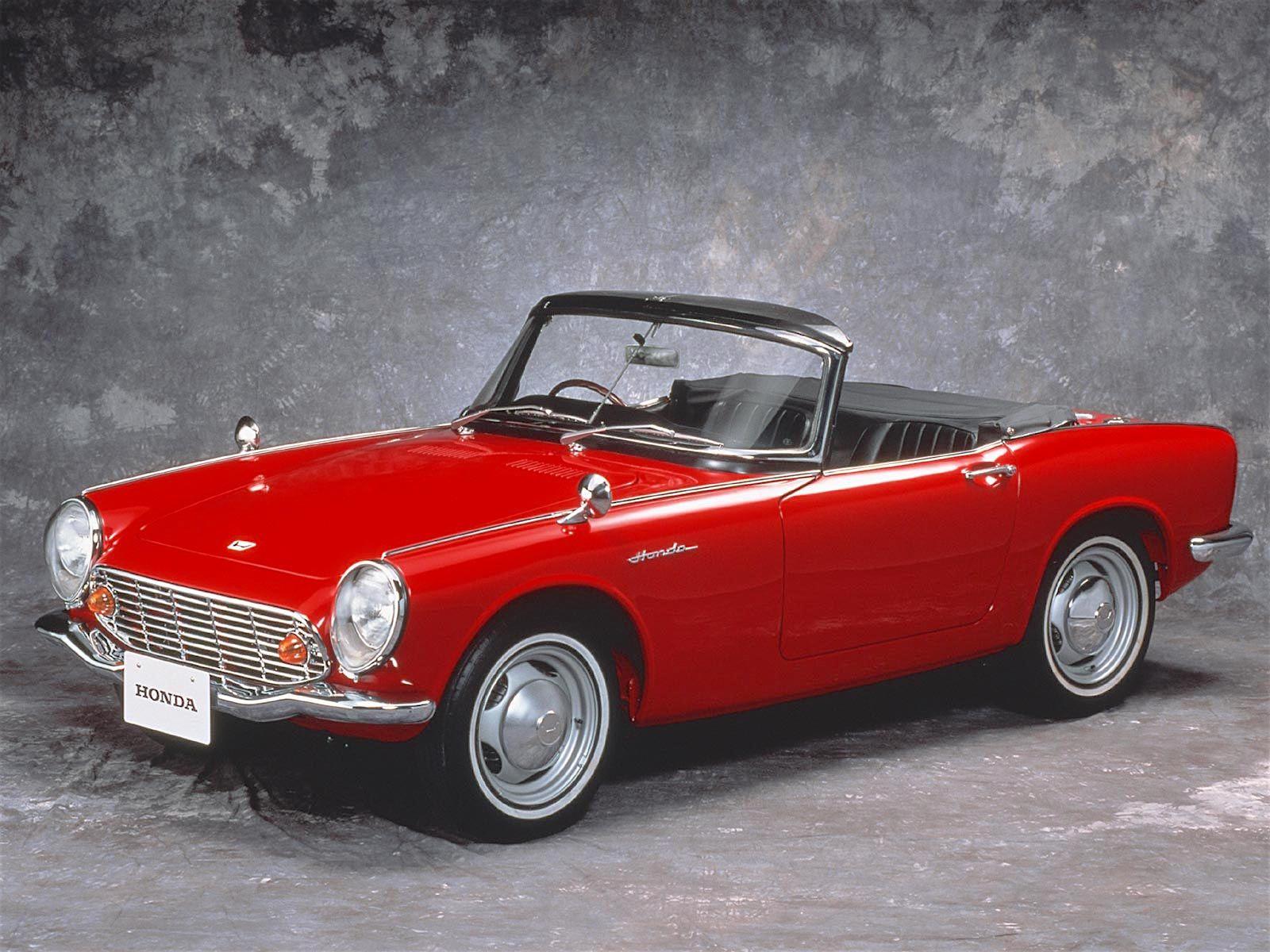 Genial 1964 Honda S600