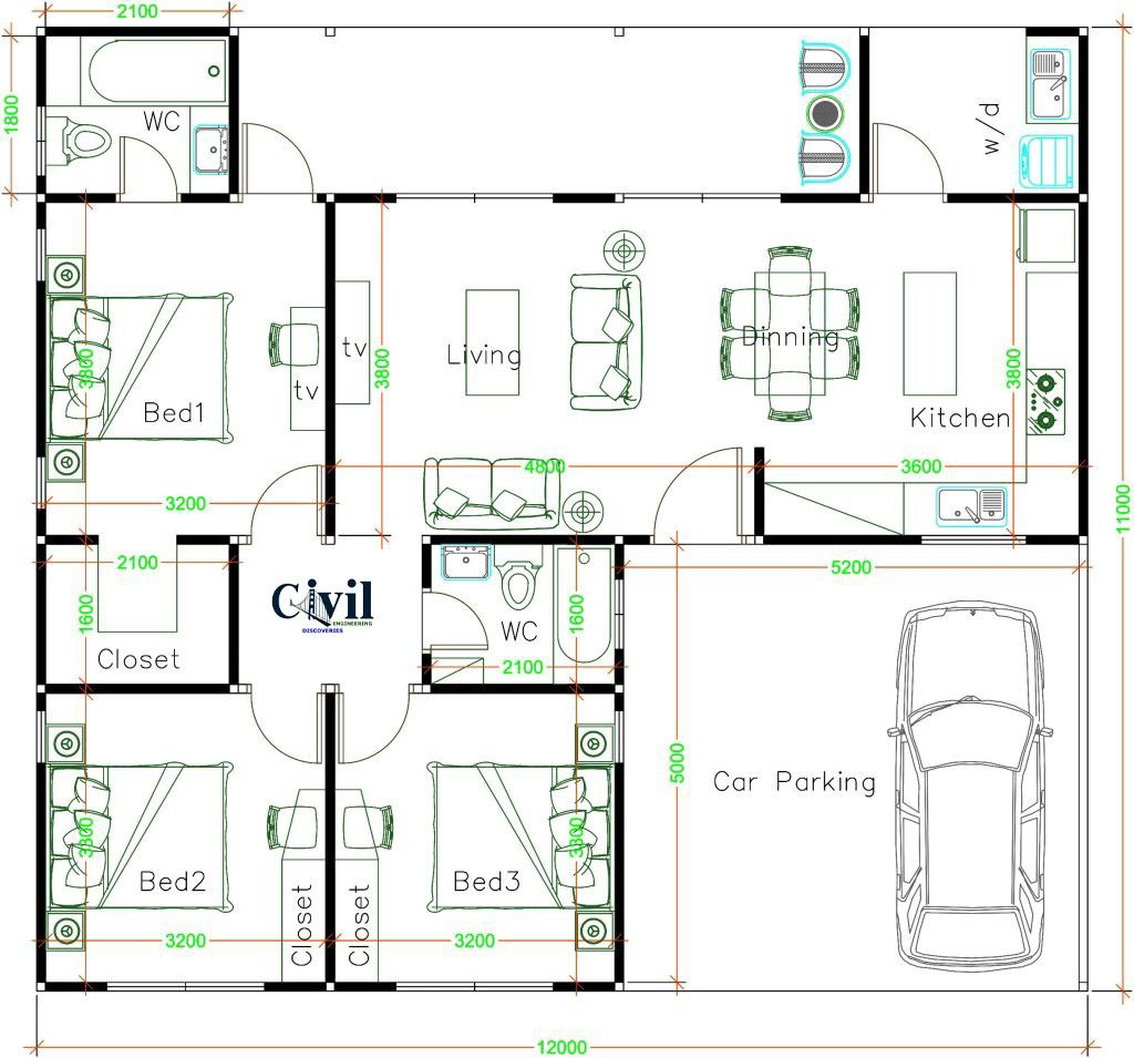 Beautiful Tiny House Plan Ideas For Your Inspiration To See More Read It In 2020