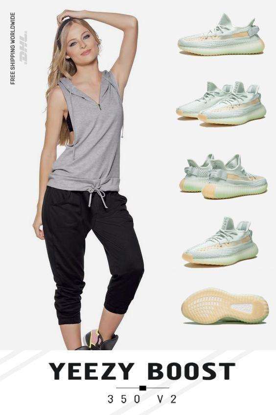 Buy Womens Adidas Yeezy Boost 350 V2 Hyperspace sneakers en