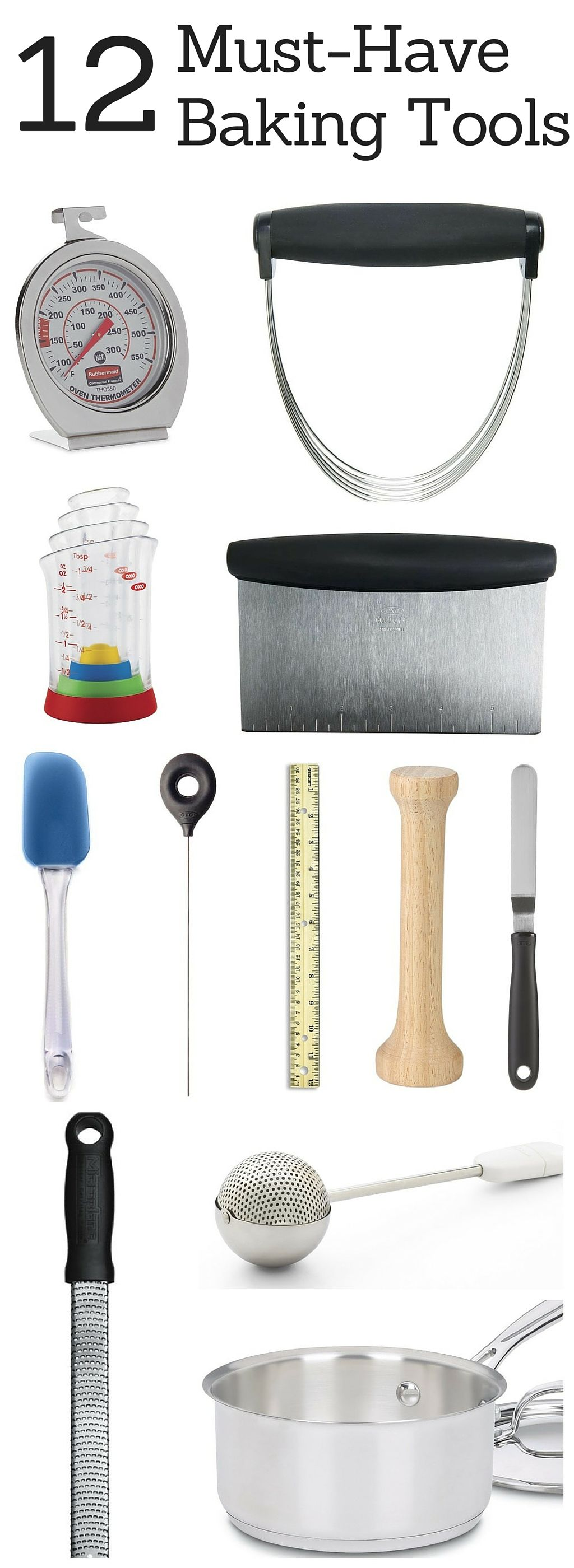 New From Bake Or Break 12 Must Have Baking Tools Baking Tools