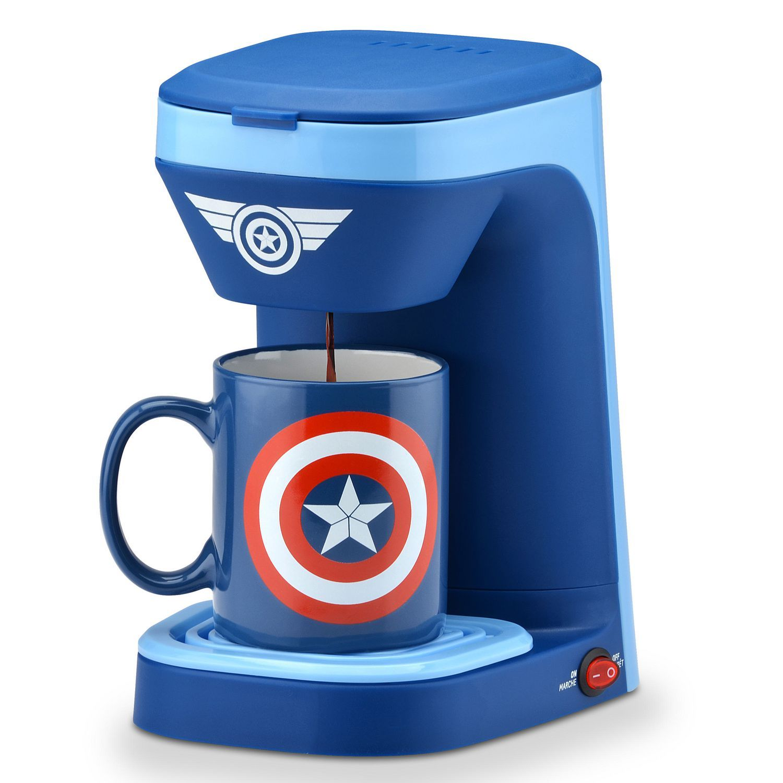 1 cup coffee maker image by Graça Lawson on xo captain america