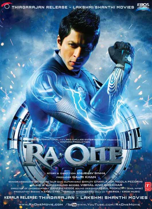 High Definition Ra One Movie Wallpaper Hd Pics