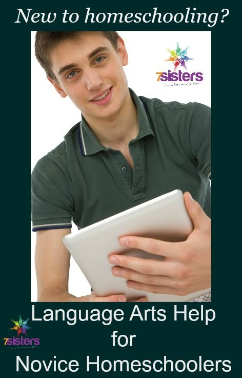 Helpful tips for successful high school Language Arts: Homeschool Language Arts Help  7 Sisters Homeschool