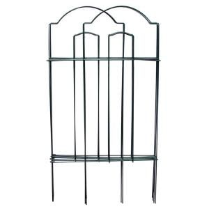 32 In X 10 Ft Cathedral Folding Fence 21901 At The Home