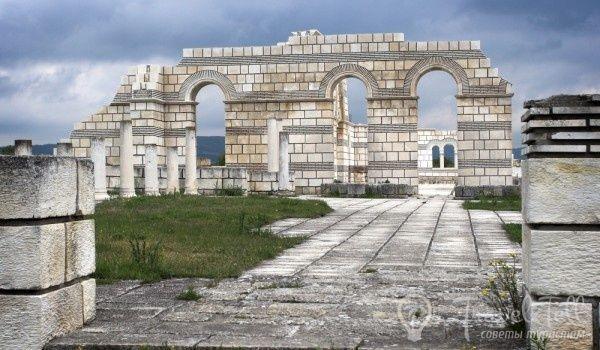 Excursion Into The History Of Pliska Bulgaria Excursion Into The