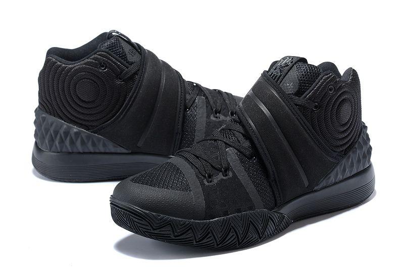save off e8ed6 72cf9 Nike Kyrie S1Hybrid Black Black AJ5165-901 Cheap Kyrie Shoes 2018
