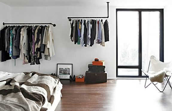 Kleiderstander Selber Bauen Ersatz Fur Den Kleiderschrank