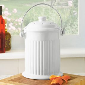 Shop Odor-Free Countertop Compost Keeper at CHEFS.
