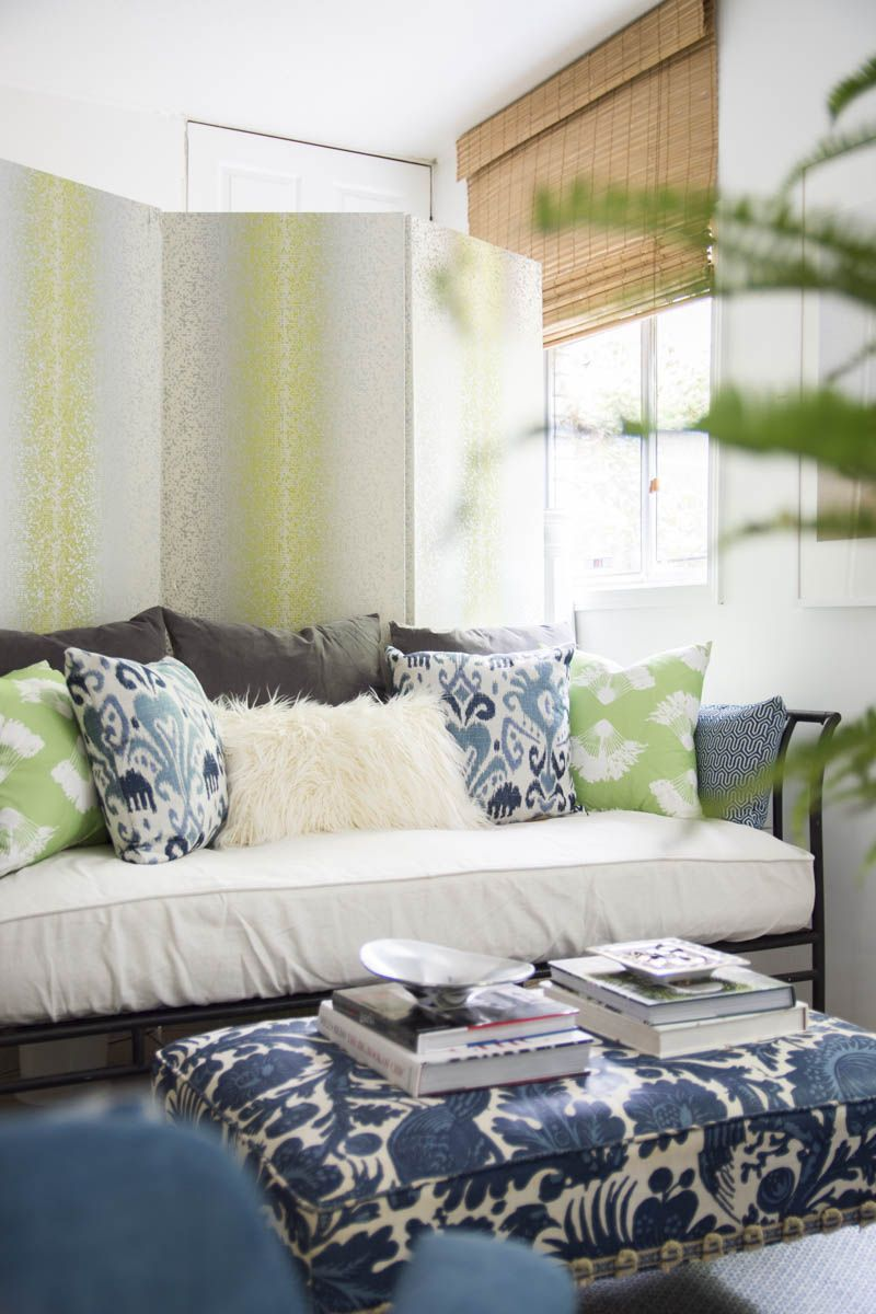 Interior Design Of Guest Room: Convertible Guest Room Design Reveal