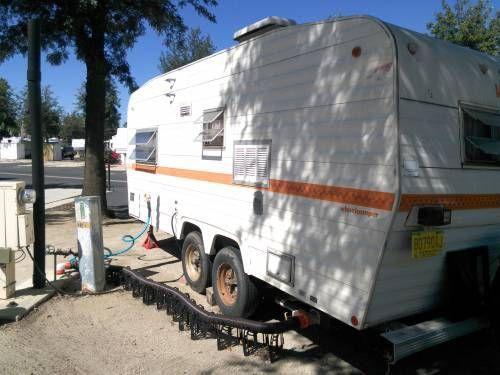 16 Foot 11 Full Kitchen Bath Vega Travel Trailer In Gainesville FL