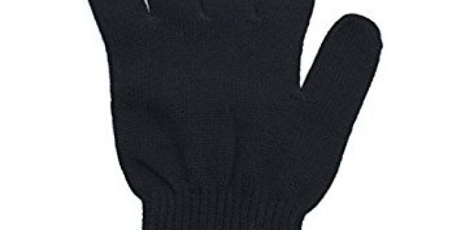 Wintech Professional Heat Resistant Glove For Hair Styling Heat Insulation For Hair Iron And Curling Tool Heat Resistant Gloves Hair Beauty Beauty Essentials