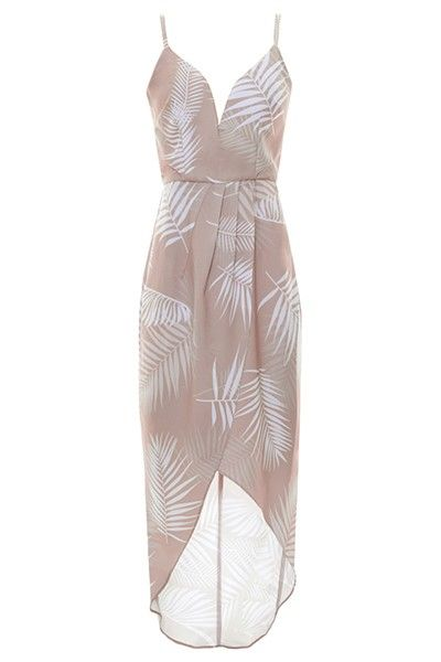 Sunset Fern Dress Sunset Fern Dress Clothing Dresses Printed