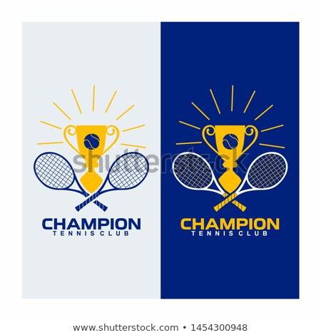 Vector Tennis Australia Logo