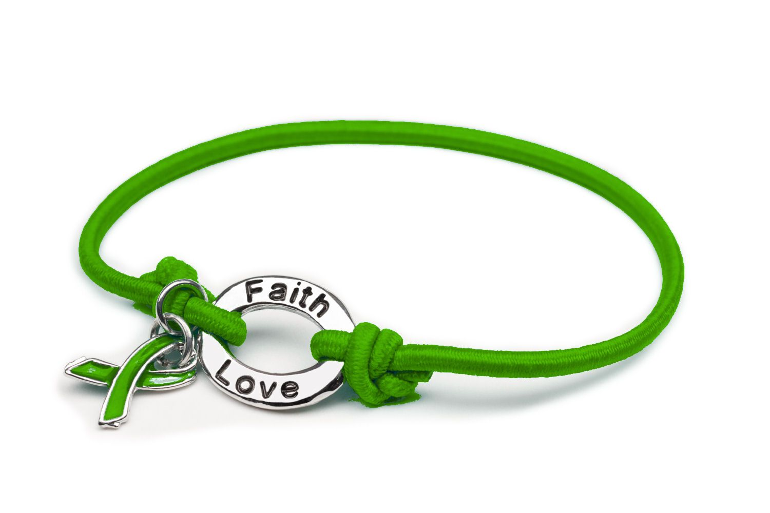 bracelet pin mental health depression green bipolar awareness