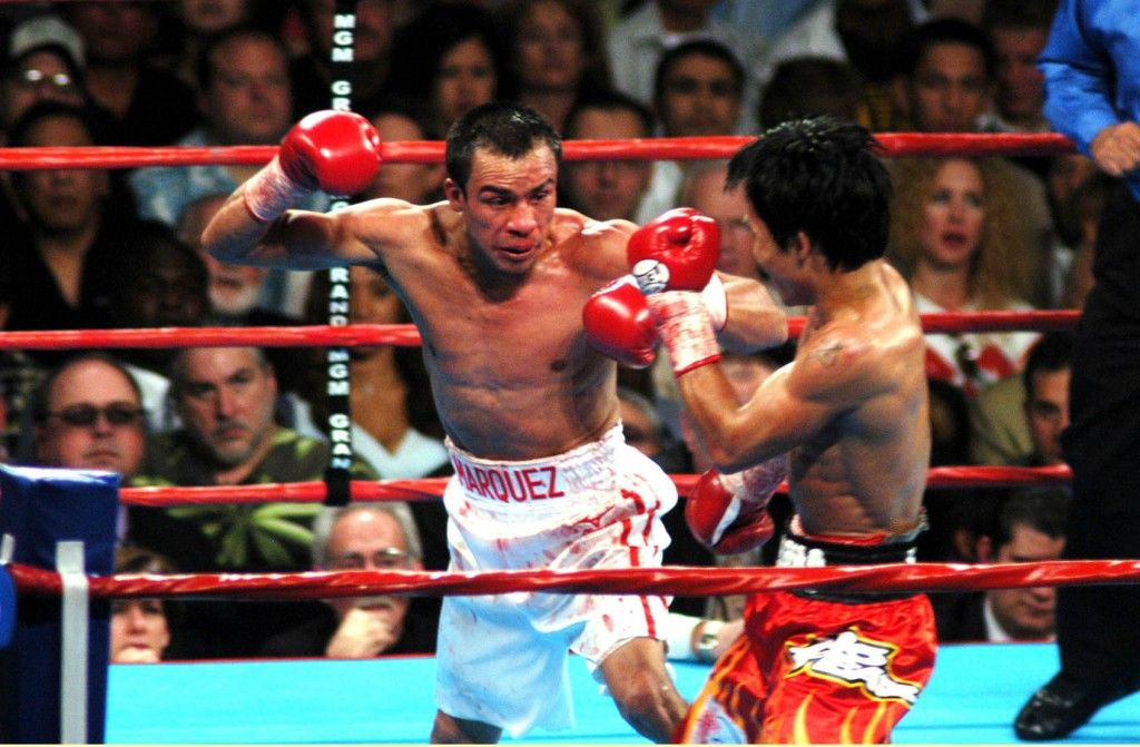 MP8 Exclusive photos of Manny Pacquiao vs. Marquez I from