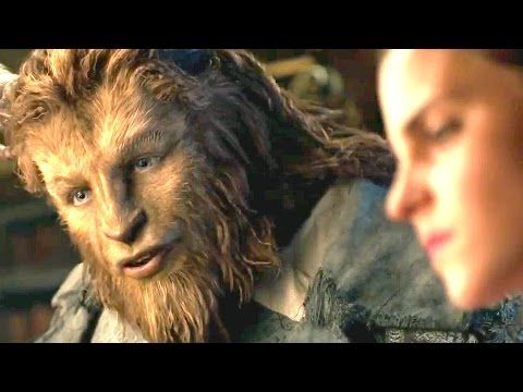 Beauty And The Beast - Official Trailer #2 (2017) Emma Watson Disney Movie HD - YouTube