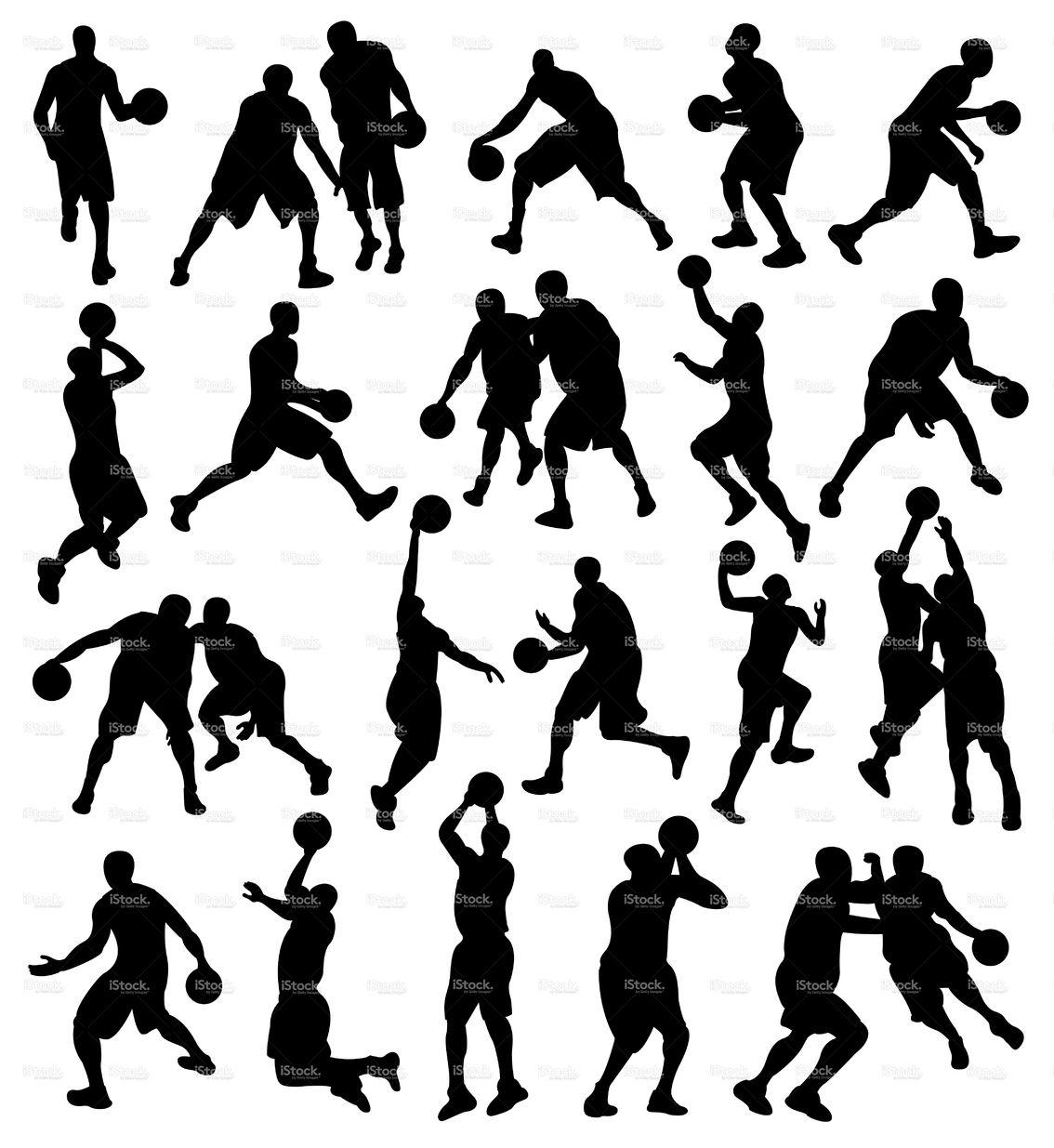 ストックフォト ロイヤリティフリーの画像 写真の検索 Istock Ja バスケットボール シルエット バスケットボール イラスト
