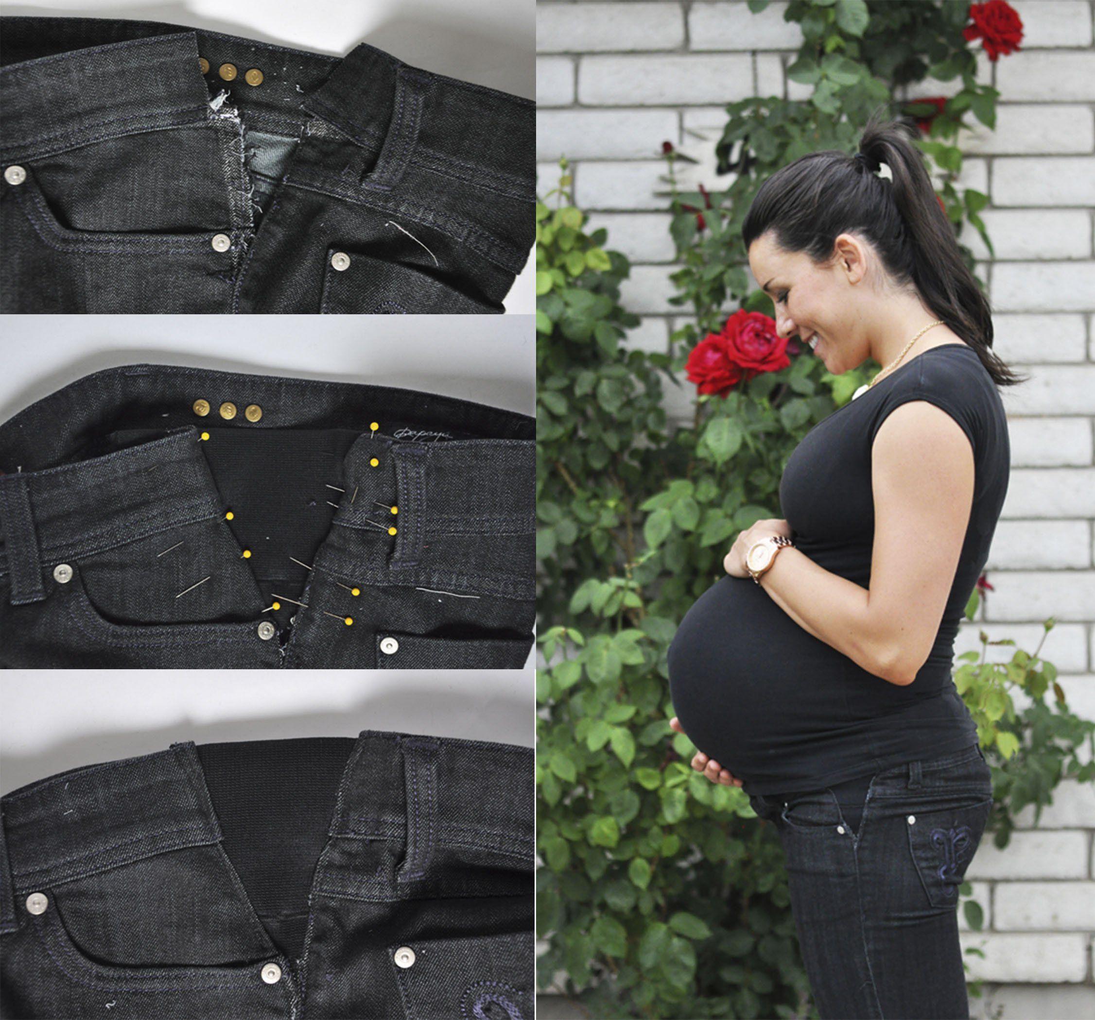 Trucos Para Embarazadas 24 Jpg 2253 2100 Moda Para Embarazadas Pantalones Embarazada Pantalones De Maternidad