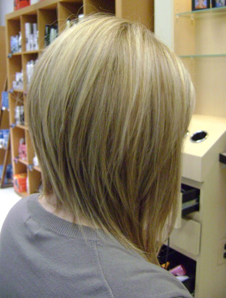 concave bob back view of stacked bob haircut trendy long bob haircuts back view long inverted bob inverted