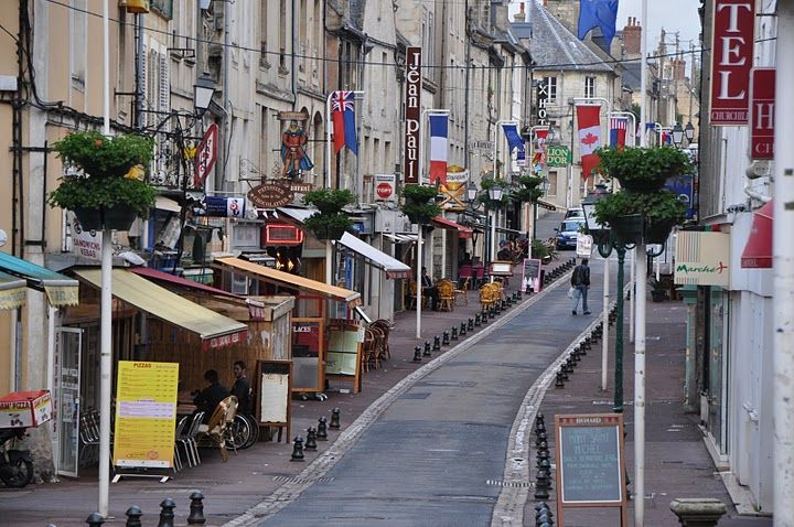 Hotels In Bayeux Town Centre