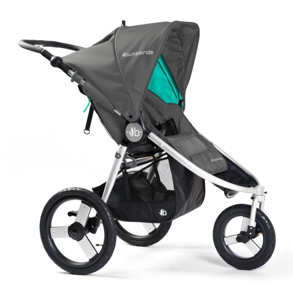 """""""This new jogging stroller has about everything one could"""