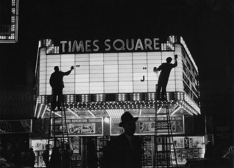 Sabine Weiss, New York, 1955 ©Sabine Weiss/ Courtesy Les Douches la Galerie Paris