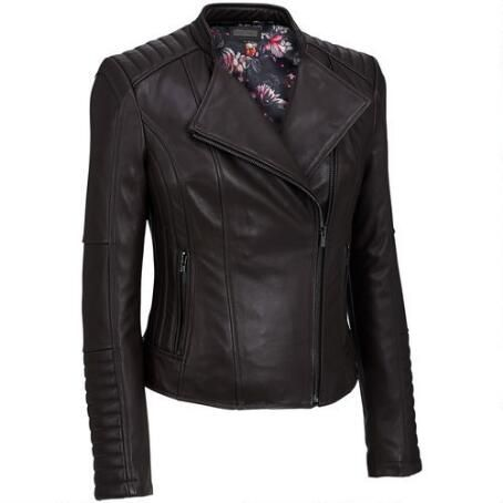 Black Rivet Leather Moto Jacket w/ Quilting $289.99                      Our Price Now:                                           $500.00                      Comp Value Was: