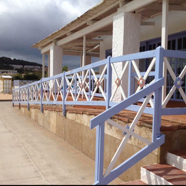 La Taverna del Mar. S'Agaró.