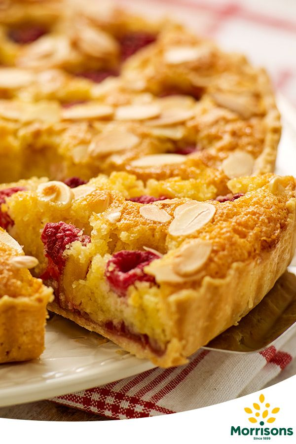 Try Our Raspberry Frangipane Tart Recipe From Emotion Cookbook