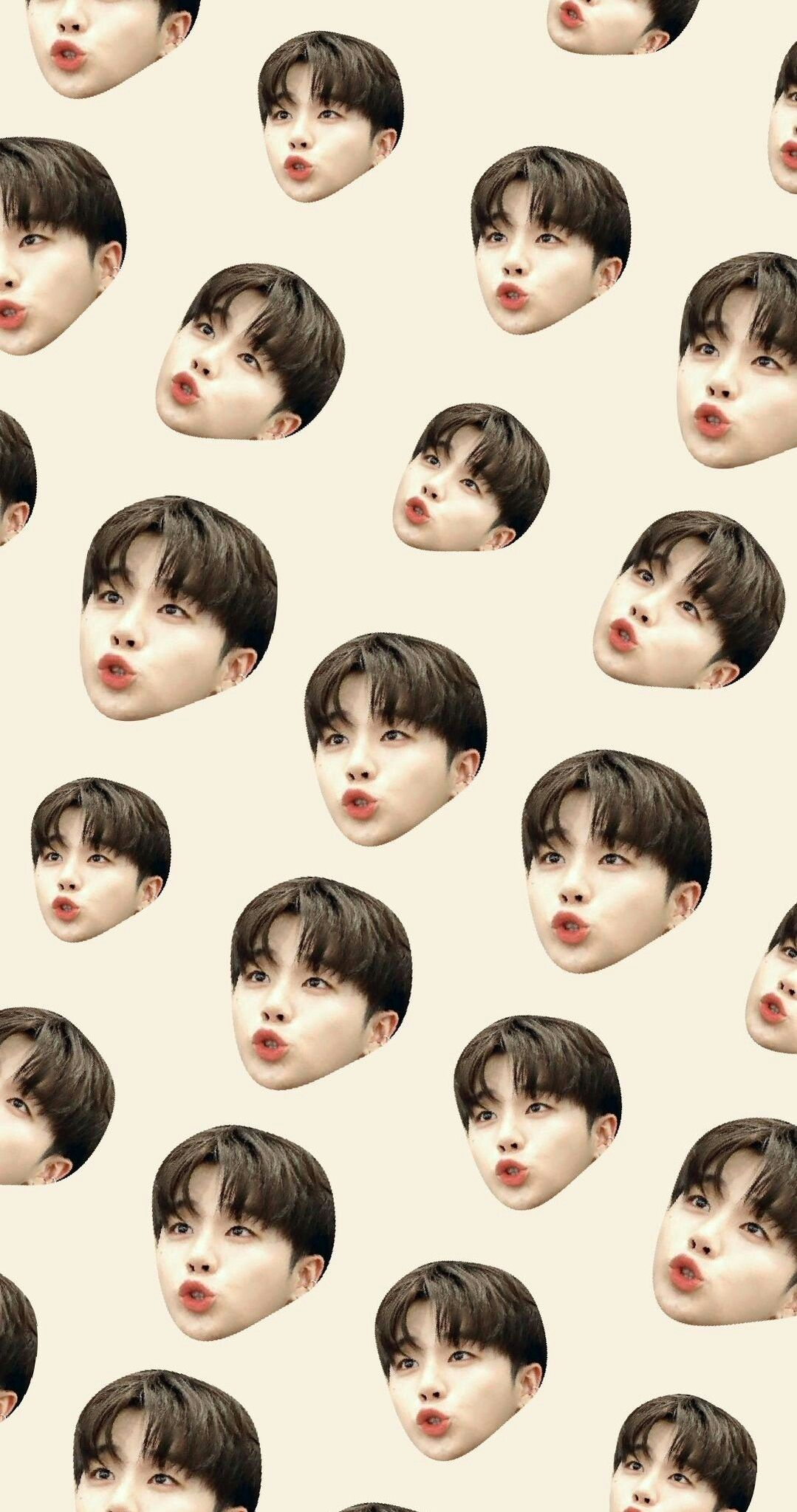 Pin oleh Jugu di iKON JINHWAN ㅡ WALLPAPER Ikon, Meme, Kimbab