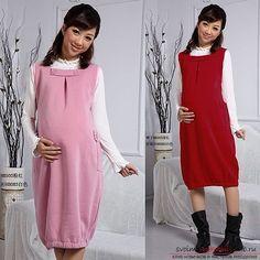 1a371ce9b42c Как сшить сарафан для беременной женщины своими руками. Winter Maternity  OutfitsMaternity ...
