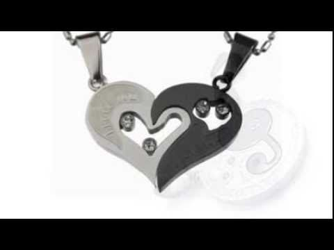 Necklace For Couples - couples jewelry sets - http://jewelry.linke.rs/sets/necklace-for-couples-couples-jewelry-sets/