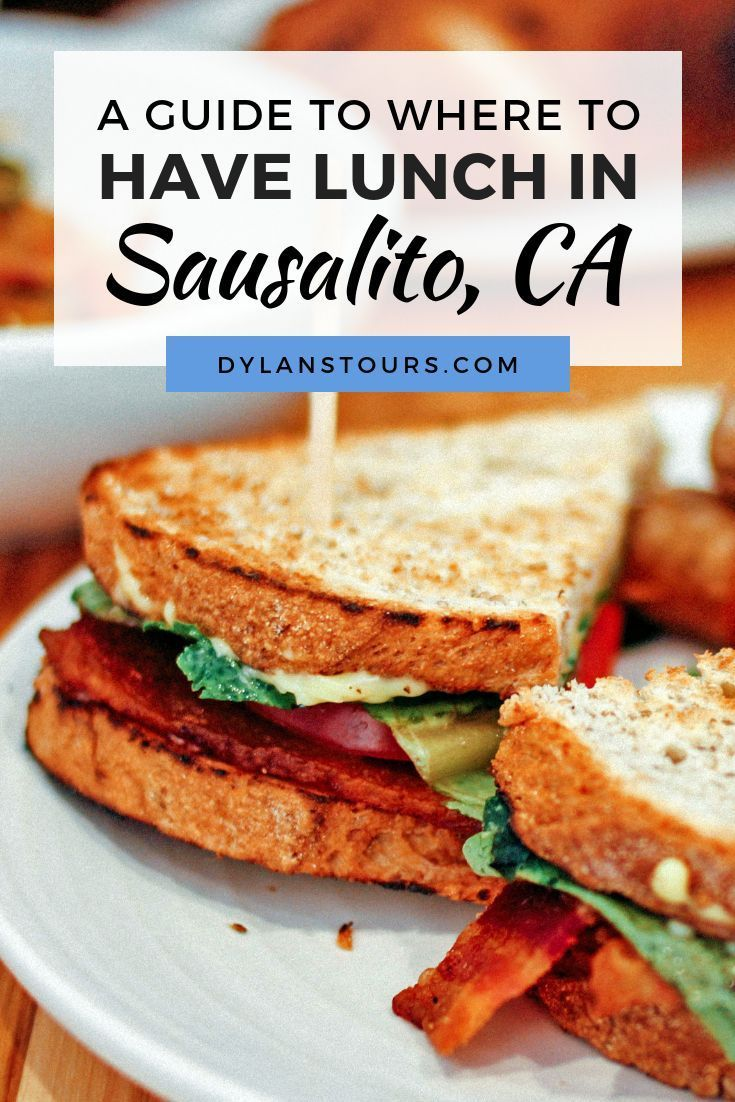 One of the best parts of a visit to San Francisco is enjoying a pictureque lunch along the waterfront of Sausalito, California. It's a popular thing to do meaning long lines await, but we've got insider tips on where to go to avoid them and get a great bite to eat! #Foodie #SanFrancisco #California #USA #UnitedStates #Travel