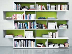 """I simply just love """"Move"""" adjustable bookcase - I think it's awesome...!"""
