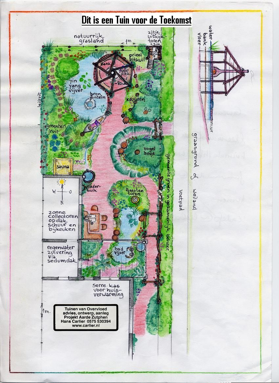 Permacultuur ontwerp garden of phi garden design for Tuinontwerp eetbare tuin