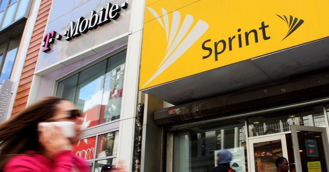 Opinion Letting Sprint and TMobile Merge Is a Terrible