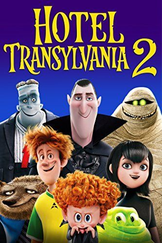 Hotel Transylvania 2 Amazon Instant Video Adam Sandler With
