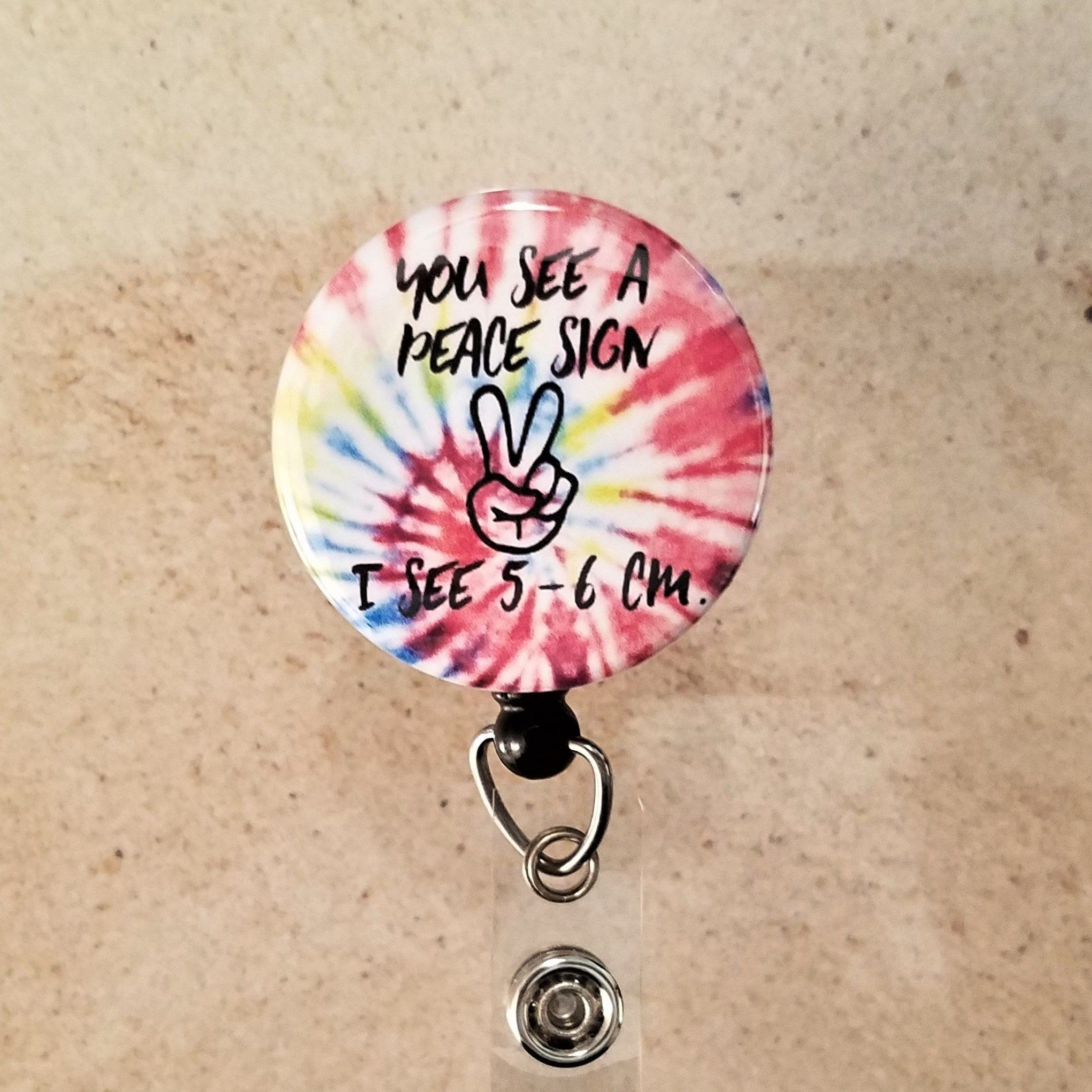 Id Badge Reel~Retractable Badge Reel~Badge Clip~Id Card Holder~Badge