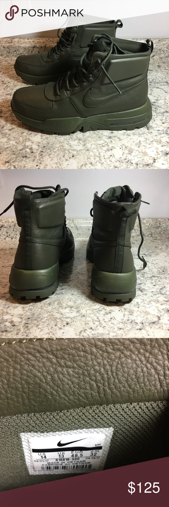 Nike air max goaterra 2.0 waterproof boots