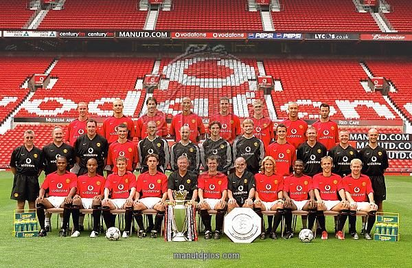 Pin On Manchester United Team Photos