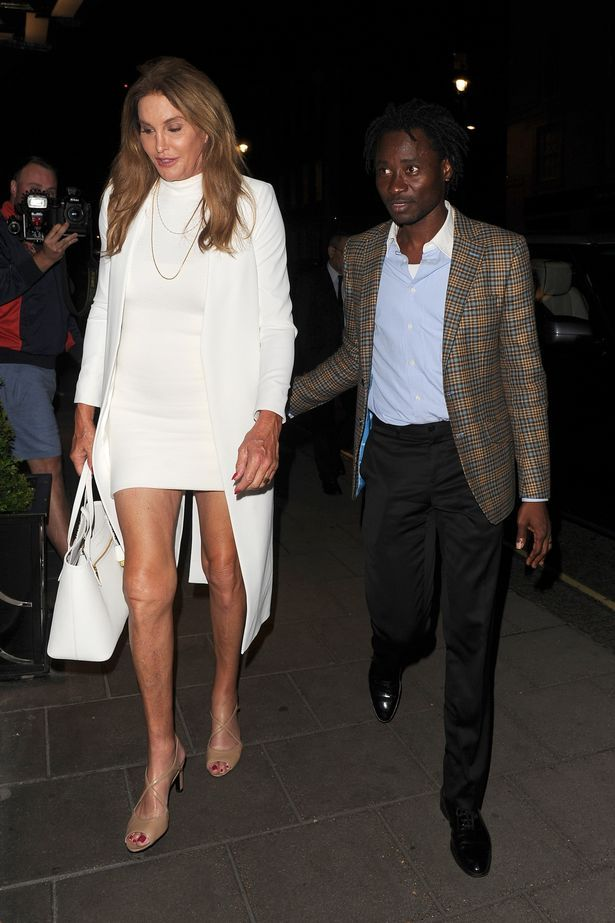 Photos Sexy Caitlyn Jenner Steps Out With Nigerian Gay -1329