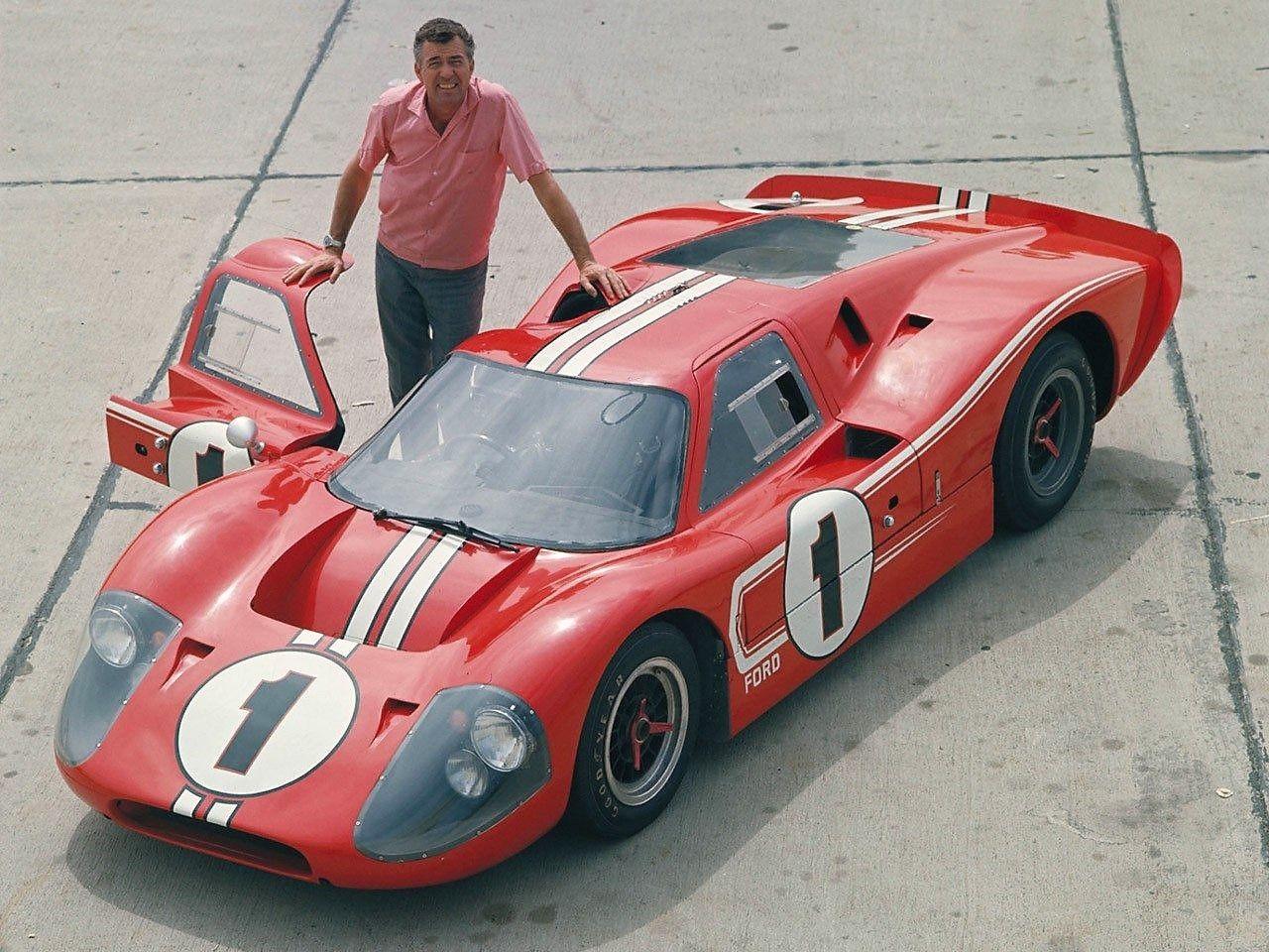 Caroll Shelby Et La Ford Gt Mk Gagnante Des  Heures Du Mans  Ph Jalopnik Source Uk Racing History