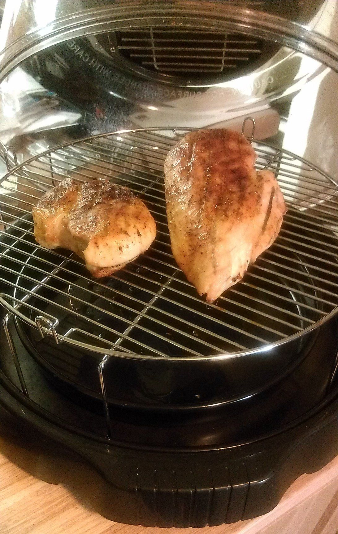 Even Standard Chicken Breasts Come Out Extra Juicy When