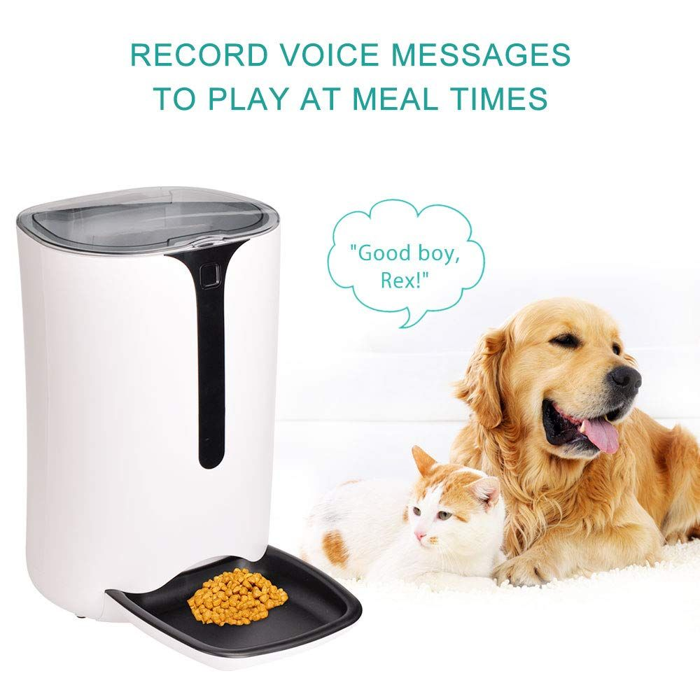Seisso Pet Feeder For Dog Cat Click On The Image For Additional Details It Is An Affiliate Link To Amazon In 2020 Pet Feeder Dog Feeder Dog Cat