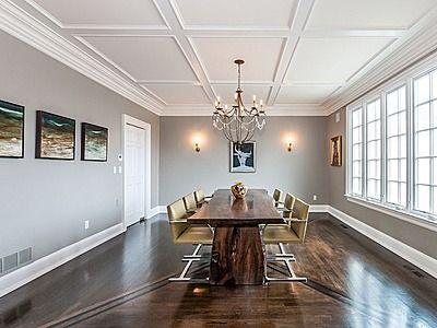 Ceiling Molding Ideas Home Sweet Home Pinterest