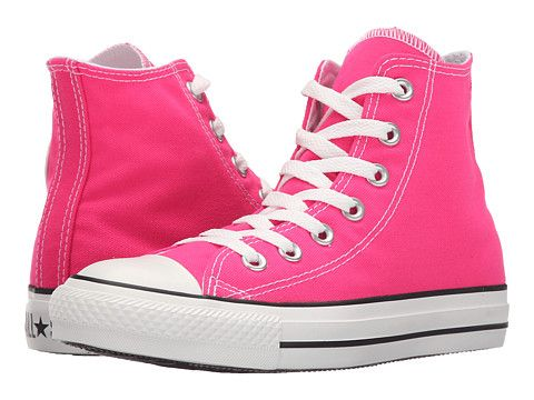 3b7a61d172cf19 I want hot pink high tops