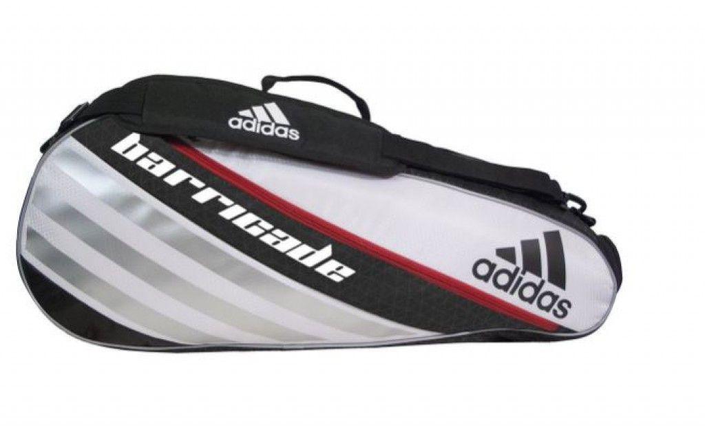5d48e7674f2b Adidas Barricade IV Tour 3 Racquet Bag Review